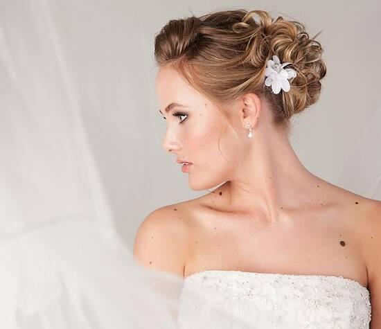Blushing Brides by JV