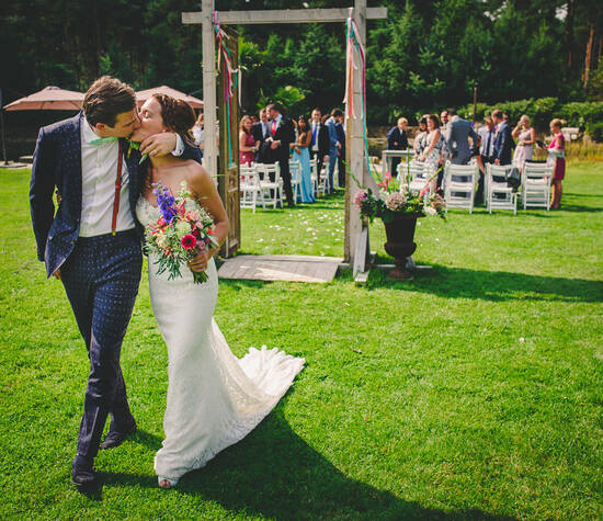 Real Wedding A&R - Styling & ceremoniemeester