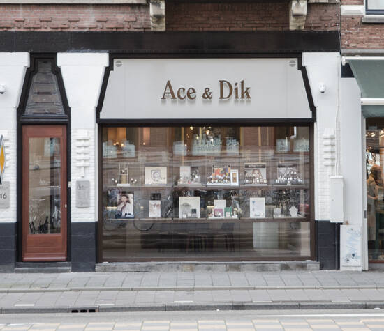 Ace & Dik Juweliers, van Baerlestraat 46