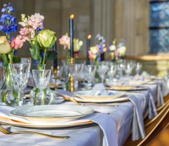 Elegante tafelstyling