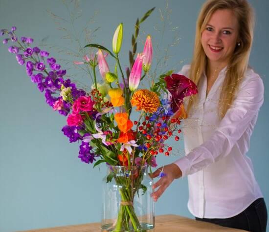 Natuurlijk bloemen by Ellen