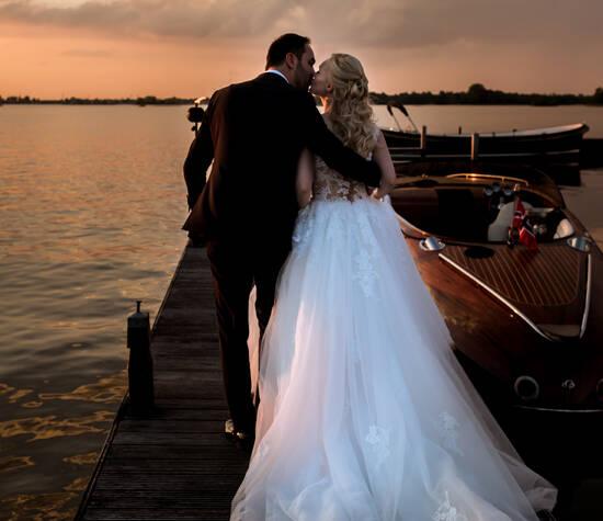 Trouwen aan het water   Weddingplanner