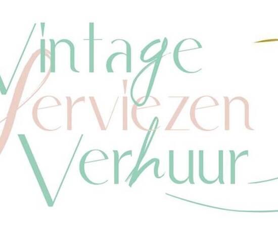 Vintage Serviezen Verhuur
