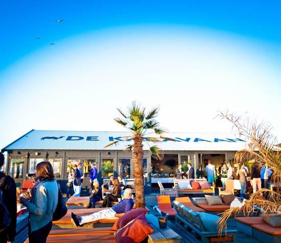 Beachclub de Karavaan