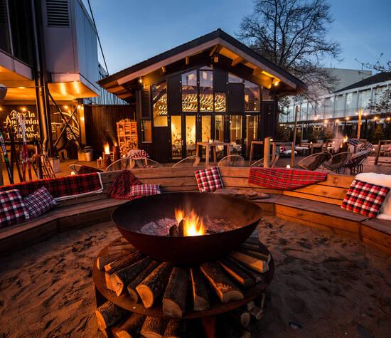 The Ski Hut