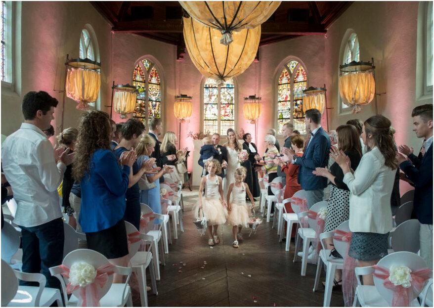 De gastenlijst voor de bruiloft maken doe je zo!