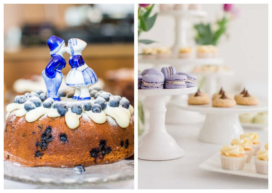 Bruiloft desserts en toetjes: 5 heerlijke en originele ideeën!