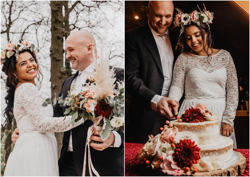 Red Romance Styled Shoot
