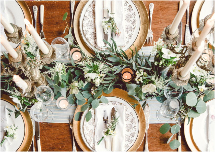 Buffet of diner op jullie bruiloft? Zo kies je!