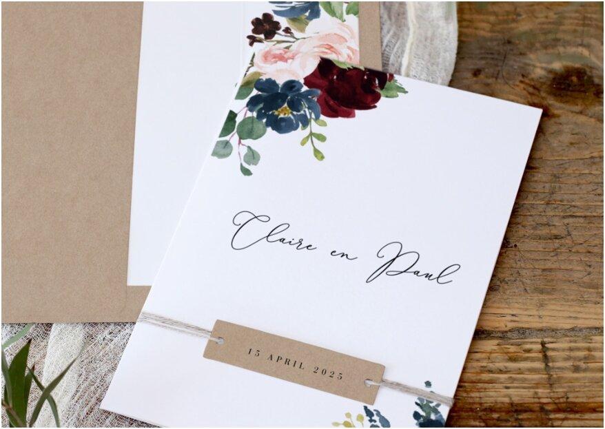 Onze tips en ideeën voor (korte) felicitaties aan het bruidspaar!