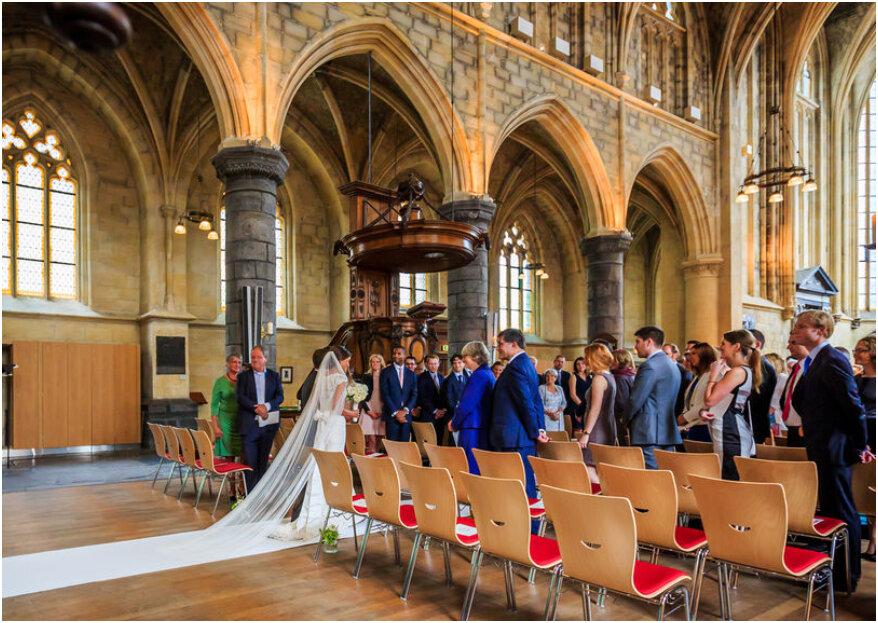 Alles wat je moet weten over een kerkelijk huwelijk!