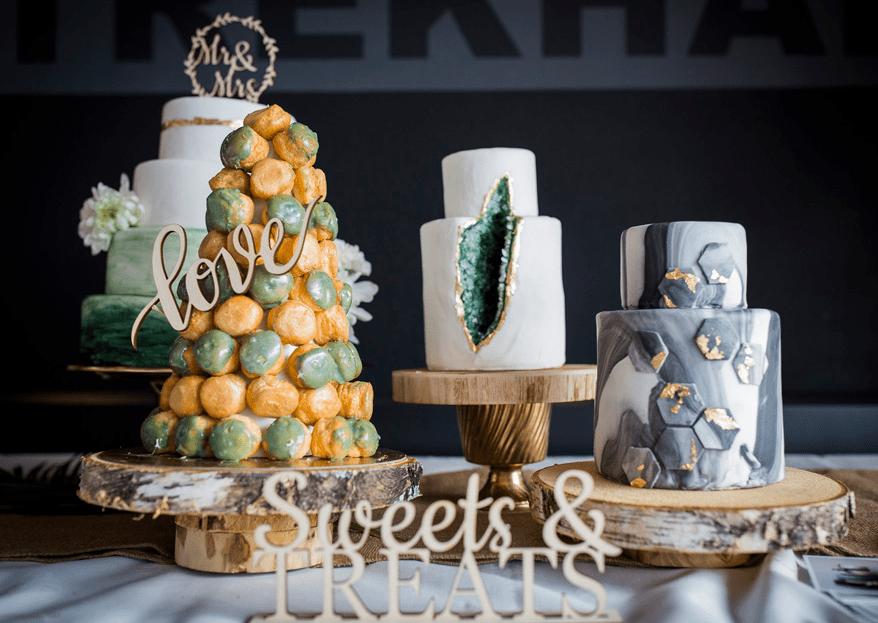 Styling van de sweet table: dit zijn onze gouden tips