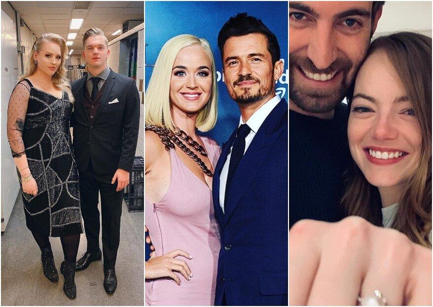 Deze celebrities moesten hun bruiloft cancelen door Corona