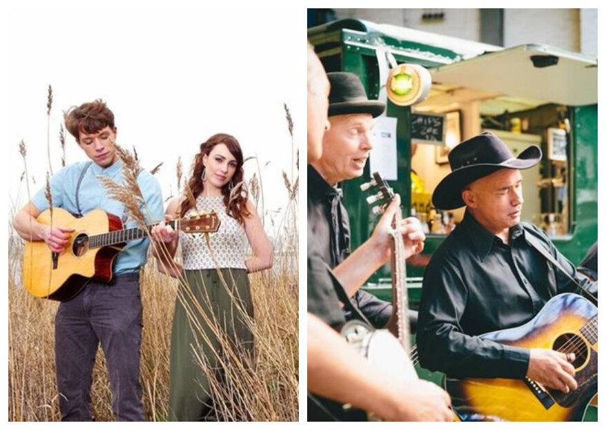 Hoe kies je de muziek voor je bruiloft?