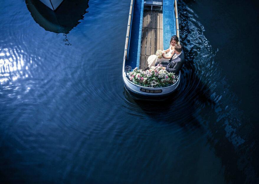 Trouwen in Den Bosch: dé leveranciers die je niet wilt missen voor jullie ultieme wedding!