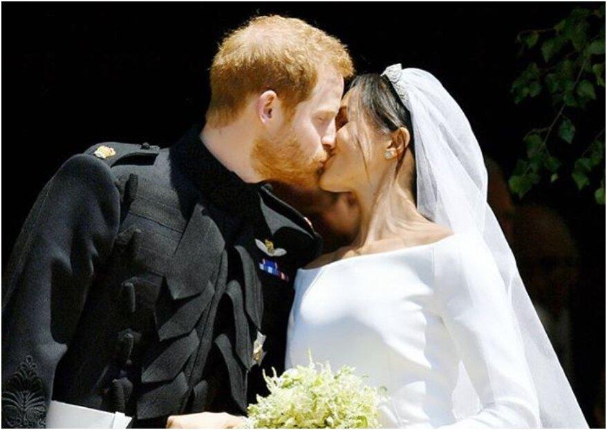 Prins Harry en Meghan Markle zijn vandaag twee jaar getrouwd!