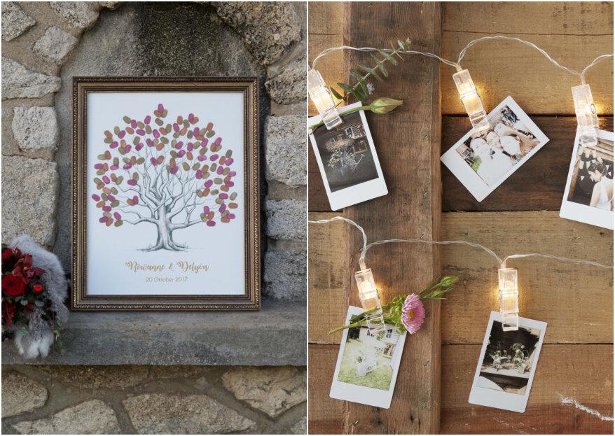 Alternatief gastenboek voor de bruiloft met onze 10 tips!