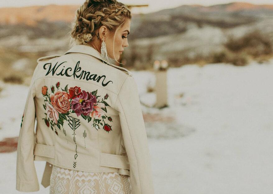 Jacket voor de bruid: kies de jouwe naar je stijl en persoonlijkheid