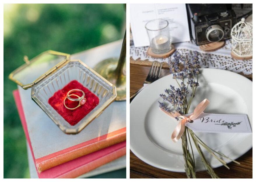 De beste tips voor het organiseren van jouw vintage bruiloft!