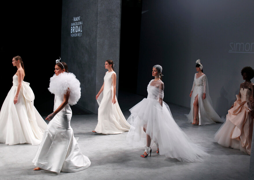 Valmont Barcelona Bridal Fashion Week 2020 is hier!