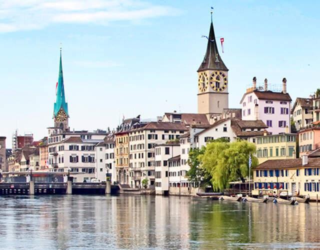 Het beste voor uw bruiloft in Zürich