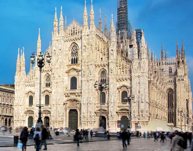 Het beste voor uw bruiloft in Milano