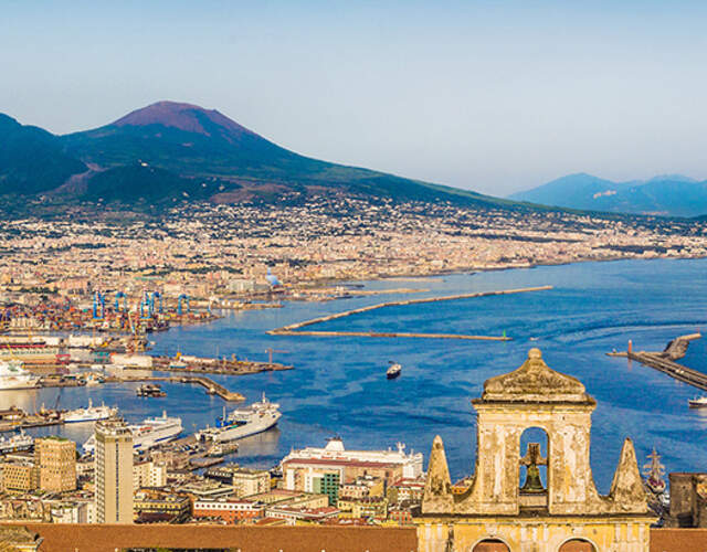 Het beste voor uw bruiloft in Napoli