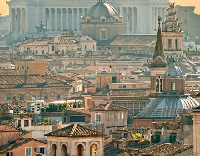 Het beste voor uw bruiloft in Roma