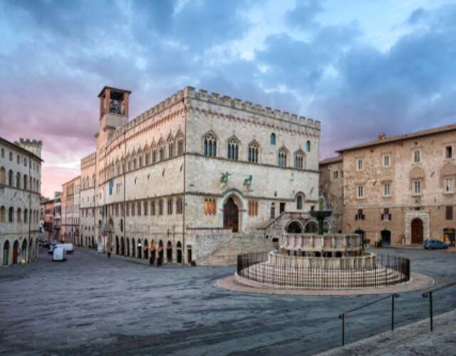 Het beste voor uw bruiloft in Perugia