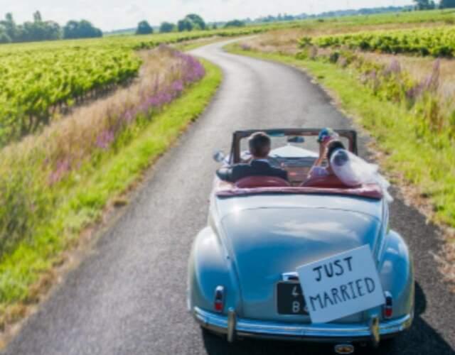Vervoer voor jullie bruiloft in Utrecht