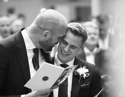 Exquisite Gay Weddings