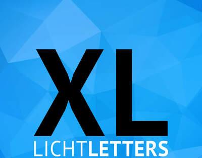 XL Lichtletters