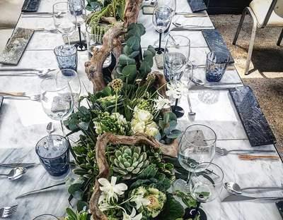 Piedra y Madera Banquetes
