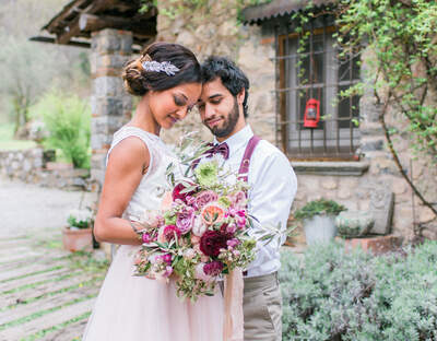 Wedding Eve Planning & Styling